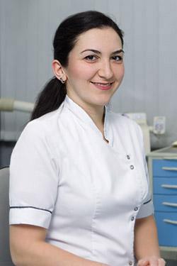 Кучиева Дзерасса Аликовна